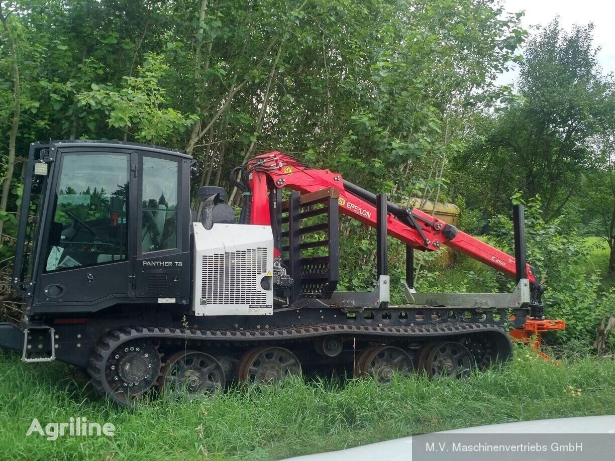 форвардер PRINOTH Panther T8 Forwarder