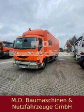 автофургон RENAULT M 210.13 / Manschaftswagen /