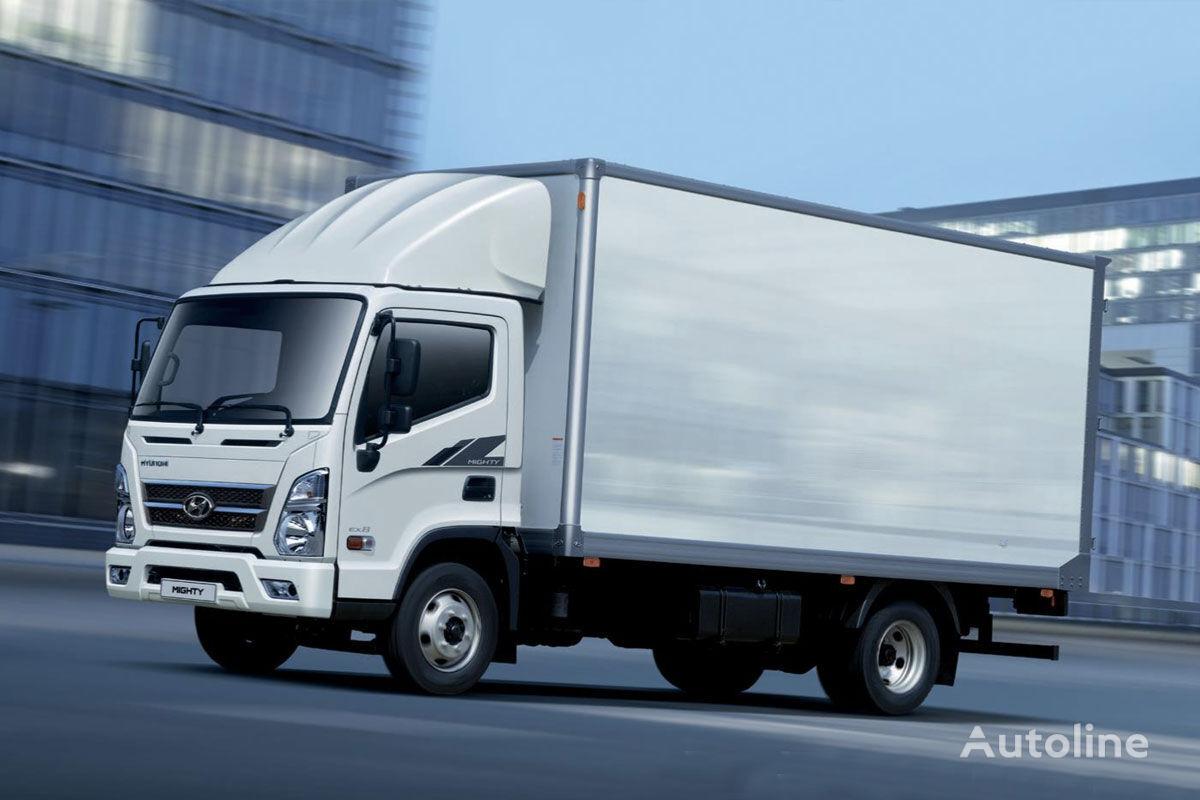 новый автофургон HYUNDAI EX8