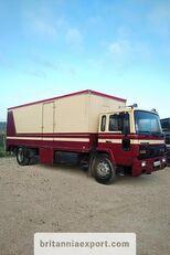 автофургон VOLVO FL617 left hand drive 17.5 ton manual pump full springs