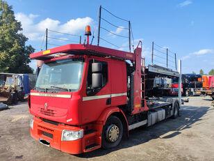 автовоз RENAULT Premium 410 DXI Autotransporter ROLFO, Laweta, Lohra