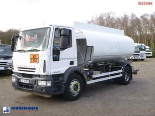 бензовоз IVECO Eurocargo ML190EL28 4x2 fuel tank 13.7 m3 / 4 comp