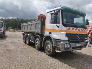 бортовой грузовик MERCEDES-BENZ 3241 8x4 Bordmatic