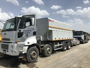 новый грузовик цементовоз 3Kare Toz Malzeme Serici / Çimento Serici