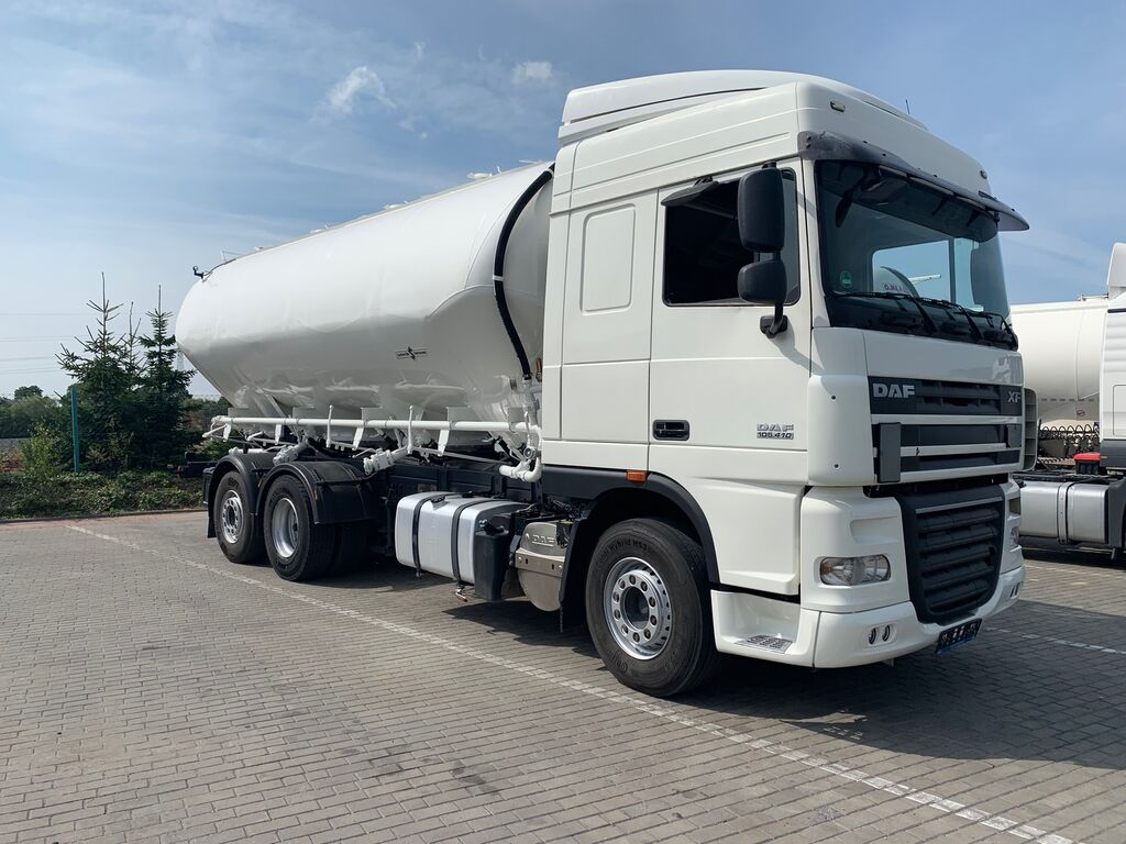 грузовик кормовоз DAF 105.410 6X2 2014 | SPITZER 31m 2008