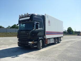 изотермический фургон SCANIA R560