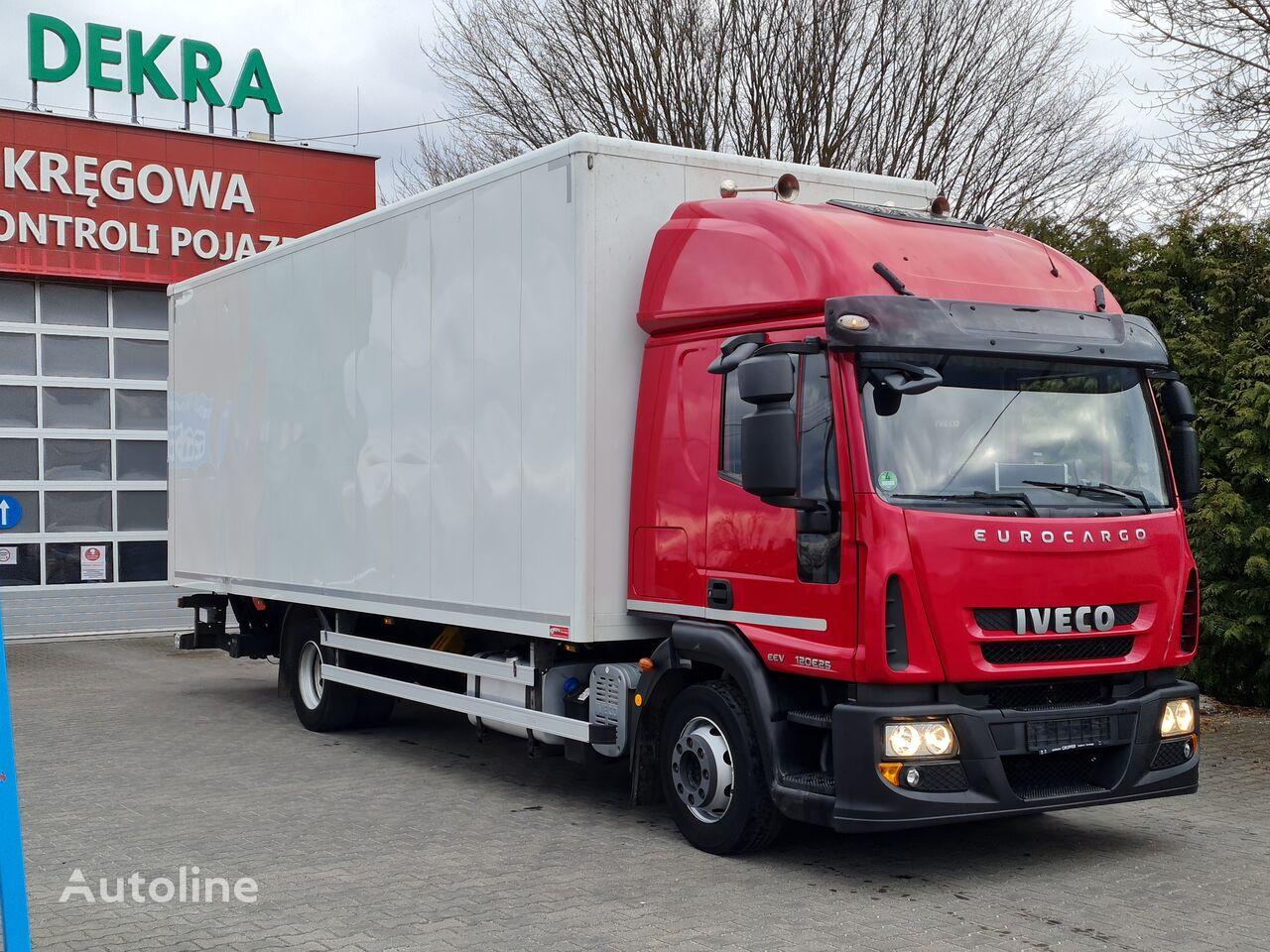изотермический фургон IVECO 12.250