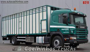 скотовоз SCANIA 124G 420