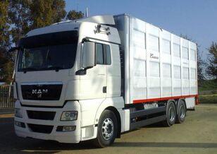 скотовоз SCANIA R 490