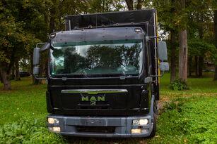 тентованный грузовик MAN TGL 8.180