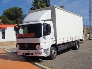 тентованный грузовик MERCEDES-BENZ ATEGO 1224 TAULINER