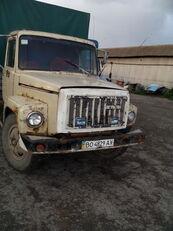 тентованный грузовик ГАЗ 3307