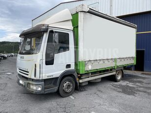тентованный грузовик IVECO ML90E180 Caja Abierta