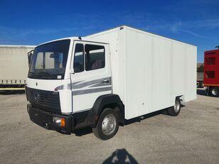 торговый грузовик MERCEDES-BENZ 814 - Apertura Laterale Idraulica