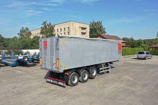 новый полуприцеп зерновоз TAD AGRO 55-3