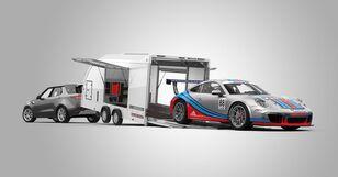 новый прицеп автовоз BRIAN JAMES Race Transporter 4