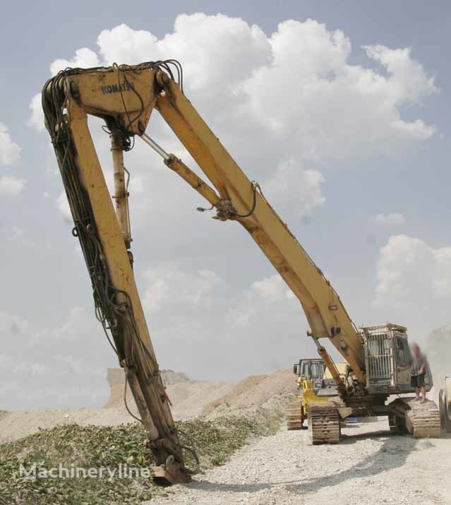 экскаватор для разрушения KOMATSU PC400LC – Longfront  Abbruchbagger / Demolition excavator