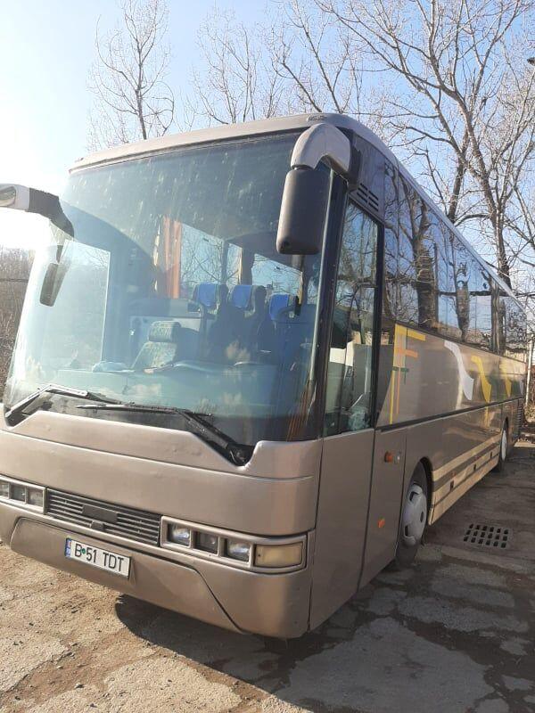 туристический автобус MAN A13 EVO BUS