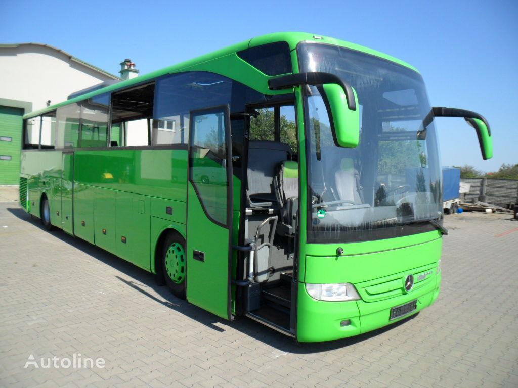 туристический автобус MERCEDES-BENZ после аварии