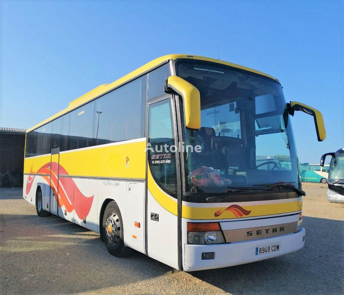туристический автобус SETRA S315 GTHD