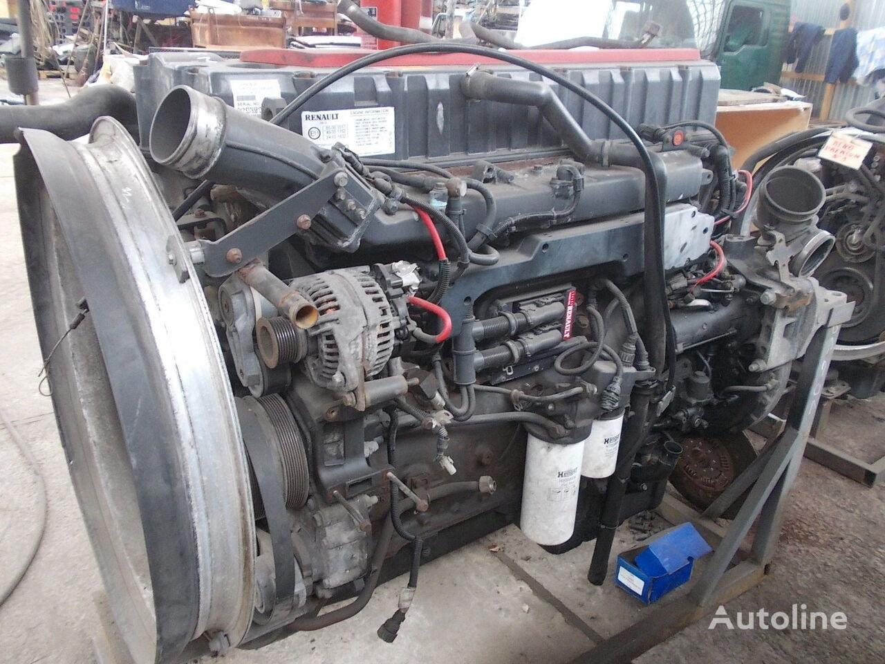 двигатель RENAULT DXI 12,DXI 11. DXI 13 для тягача RENAULT Premium. Volvo