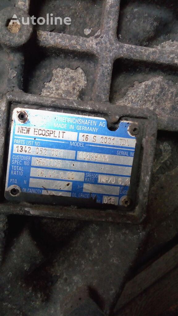 КПП ZF 16S2021 IT,16S2321DT IT для тягача DAF 105